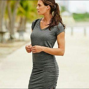 Athleta Topanga Tee Shirt Dress